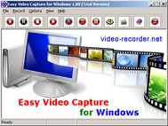 Easy Video Capture for Windows screenshot